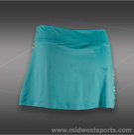 Jerdog Coco Crest Mini Pleated Printed Skirt