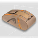 Head 2013 Murray Monstercombi Brown/Orange Tennis Bag
