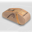 Head 2013 Murray Combi Brown/Orange Tennis Bag