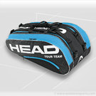Head 2013 Tour Team Monster Combi Tennis Bag 283253_BL