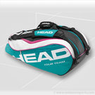 Head Tour Team Teal Combi Tennis Bag