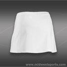 Eliza Audley Basic A-Line Skirt-White