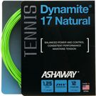 Ashaway Dynamite 17G Natural Tennis String