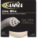 Gamma Live Wire 17G Tennis String