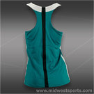 Pure Lime Womens Tape Racerback Tank 3512-5412