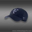 Nike Federer RF Dri-FIT Hat- Midnight Navy
