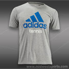 Adidas Tennis Tee with Logo