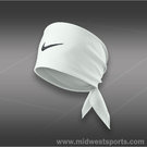Nike Tennis Swoosh Bandana-Light Base Grey