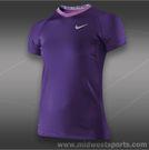Nike Girls Pro Short Sleeve Top