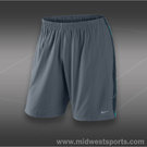 Nike 9 Inch Running Short-Dark Armory Blue