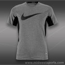 Nike Boys Pro Combat Core Fitted Swoosh Shirt