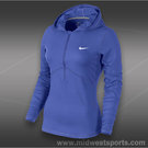 Nike Brushed Half Zip Top