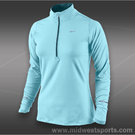 Nike Element 1/2 Zip Top-Glacier Ice