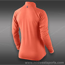 Nike Element 1/2 Zip Top-Turf Orange