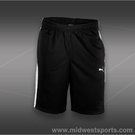 Puma 10 Inch Stripe Short-Black