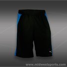 Puma 10 Inch Graphic Knit Short-Black