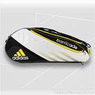 adidas Barricade III Tour 3 Pack Tennis Bag 5126623
