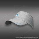 adidas Womens ClimaCool Trainer Hat-Tech Grey/Solar Blue