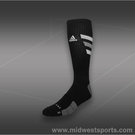 Adidas Team Speed Traxion Crew Sock-Black