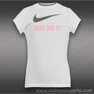 Nike Girls Just Do It Swoosh T-Shirt