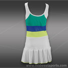 Nike Pleated Knit Dress
