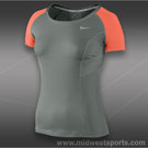 Nike Power Top-Med Base Grey
