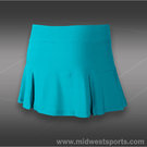 Nike 4 Pleated Knit Skirt-Gamma Blue