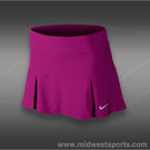 Nike 4 Pleated Knit Skirt-Bright Magenta