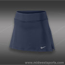 Nike Straight Knit Skirt-Midnight Navy