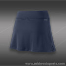 Nike Straight Knit Skirt-Midnight Navy