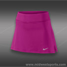 Nike Straight Knit Skirt-Bright Magenta