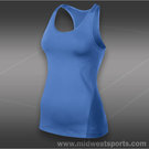 Nike Shape Tank-Distance Blue