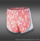 Nike Girls GFX Tempo Short-Atomic Pink