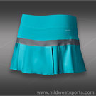 Nike Woven Pleated Skirt-Gamma Blue