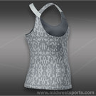 Nike Printed Knit Tank-Cool Grey