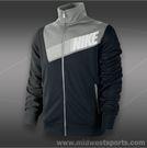 Nike Colorblock Track Jacket-Base Grey
