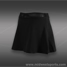 Nike Girls Maria Open Skirt-Black