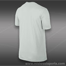 Nike Rafa T-Shirt-Lt.Base Grey