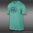 Nike Rafa T-Shirt-Diffused Jade