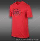 Nike Rafa T-Shirt-Lt.Crimson