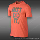 Nike JDI Bites T-Shirt-Turf Orange