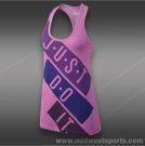 Nike JDI Tennis Tank-White