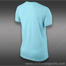 Nike Rafa Armor Tee-Glacier Ice