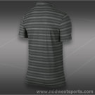 Nike Rally Sphere Stripe Polo-Med.Base Grey