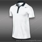Nike Baseline Polo-White