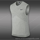 Nike Sweater Vest-Grey Heather