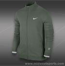 Nike Premier RF Cover Up-Dk Mica Green