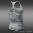 Nike Advantage Printed Tank-Base Grey