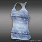 Nike Advantage Printed Tank-Glacier Ice