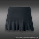 Nike Flirty Knit Skirt-Black